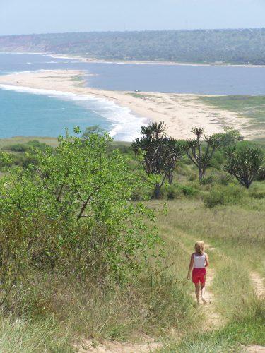 Angola'yı keşif gezilerinden biri...