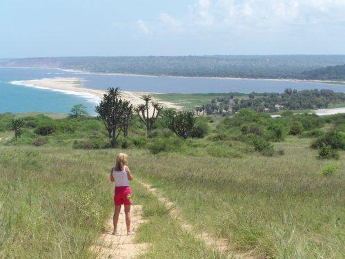 Angola'yı her keşfedişimde ayrı bir enstantane...