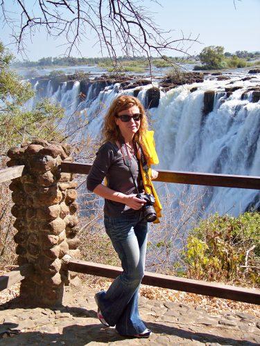 Viktorya Şelalesi, Lusaka / Zambiya...